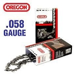 73LGX072G Oregon Full chisel chainsaw chain 3/8 72 DL .058 gauge