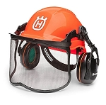 Husqvarna Forest Helmet W/Ratchet