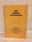 Lumber Calculator Book