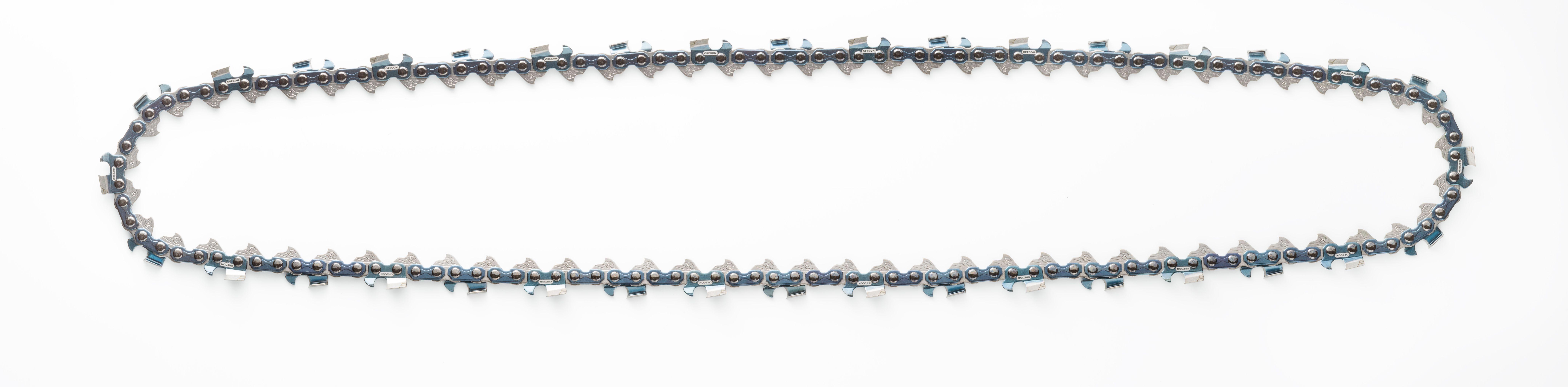 "3//8/"" Oregon 73EXL072G 72 Drive Links Powercut Full Chisel Pitch Saw Chain Gauge"