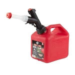 1+ Gallon Garage Boss Press n Pour Gas Can