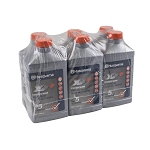 Husqvarna XP Premium Two-Cycle Engine Oil, 12.8 oz. bottle - 5 gal. mix Per Six Pack
