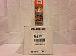 698 Orange Wet Coat 16 Oz. Aervoe Tree Marking Paint Case Of 12