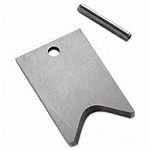 Replacement Upper Blade W/Pin For Cable Cutter