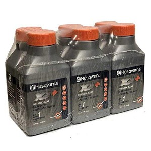Husqvarna XP Premium Two-Cycle Engine Oil, 2.6oz. Bottle, 1 Gallon Mix Per Six Pack