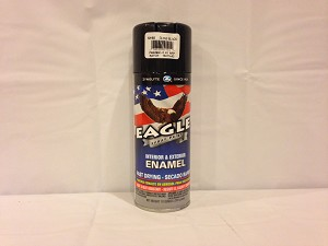 Gloss Black 16 Oz. Enamel  Spray Paint Per Can
